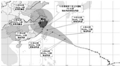 """超强台风""""灿鸿""""步步紧逼!"""